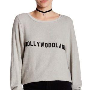 Wildfox Hollywoodland Pullover